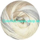 Sandy Design Color - Cream-beige-light grey multicolor 100g/240m