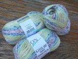 Sandy Design Color - Green-yellow multicolor 100g/240m