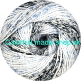 Sandy Design Color - White-blue-black multicolor 100g/240m