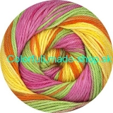Sandy Design Color - Yellow-orange-pink-green multic. 100g/240m
