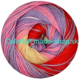 Sandy Design Color - Purple-yellow-red multicolor 100g/240m
