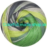 Sandy Design Color - Green-gray multic. 100g/240m