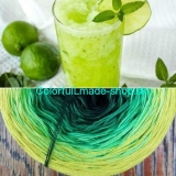 Magic OMBRÉ - Lime Juice 3-nitka 200g/1000m