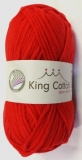 King Cotton - Signalrot 3360-06