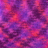 Filzwolle color - Orange-fuchsia-lila multicolor 2614-30