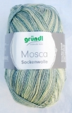 Mosca - Green-grey multicolor 3507-03