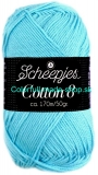 Cotton 8  - Light Turquoise 1544-622