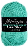 Cotton 8  - Light Blue Green 1544-665