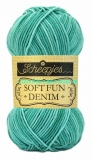 SoftFun Denim - Sea Green 1672-517