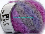Polar Eyelash Lilac Lavender Grey 46414