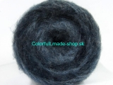 Cakes Wool Fluffy Blue Shades