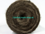 Cakes Wool Fluffy Brown Shades