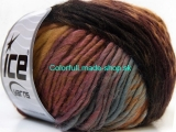 Vivid Wool Rose Pink Light Blue Camel Black 34605
