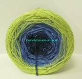 LongColor Magic 001 - 4-nitka 200g/750m