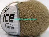 Kid Mohair Fine Light Brown