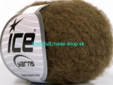 Kid Mohair Fine Brown