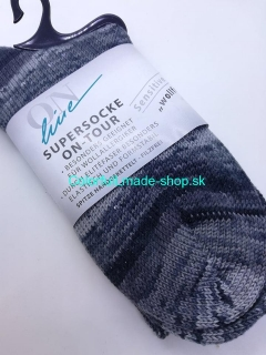 "Supersocke On-Tour Sensitive ""wollfrei"" - 025 - 41/42"