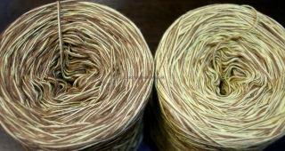 Colorful - Wheat - 4-nitka 200g/750m