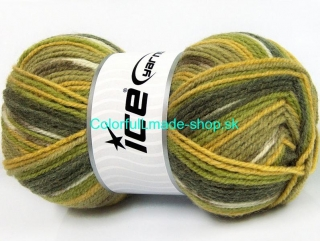 Jacquard Green Shades 58286