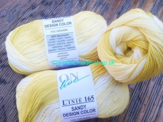 Sandy Design Color - Yellow shades 100g/240m