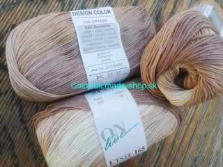 Sandy Design Color - Brown shades 100g/240m