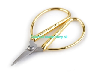 Nožnice Gold Vintage Classic 11cm