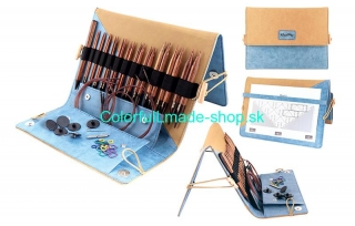 Ginger Interchangeable Needle Deluxe Set - sada vymieňateľných ihlíc