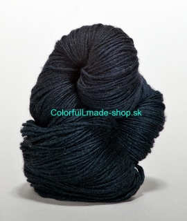 Silk Blend - Gradient - Black