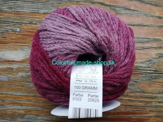 Big Cloud - Red Wine-Old Rose multicolor