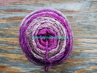 Sunset Color - Violet-Taupe-Pink multicolor 0102