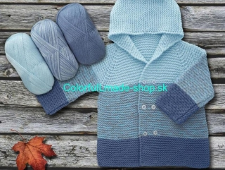 Baby Ombre Blue Baby Blue 63246