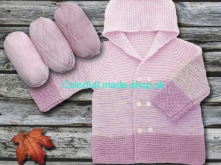 Baby Ombre Rose Pink Baby Pink 63237
