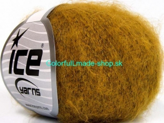 Kid Mohair Fine Olive Green 63710