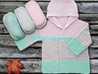 Baby Ombre Mint Green Baby Pink 63232