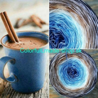 Magic Beauty Colorful - Hot Chocolate - 420g/1700m