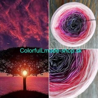 Magic Beauty Colorful - Magic Sunset 680g/2500m