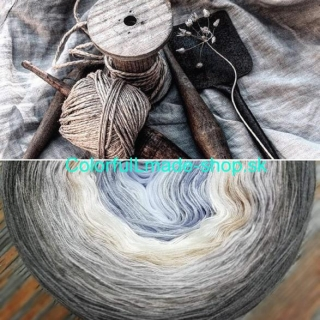 Magic Beauty - Handcraft 520g/2300m