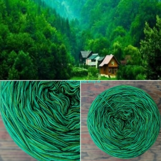 Colorful - Forest - 4-nitka 150g/500m