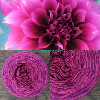 Colorful -  Chrysanthemum - 4-nitka 150g/500m