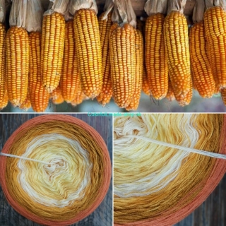 Magic Mix - Corn 3-nitka 200g/1000m