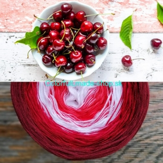 Magic Mix - Cherries 3-nitka 200g/1000m