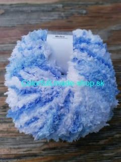 Toffee Soft Color - White-Blue 0102