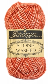 Stone Washed - Coral 1664-816