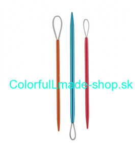 KnitPro Wool Needles - sada 3ks