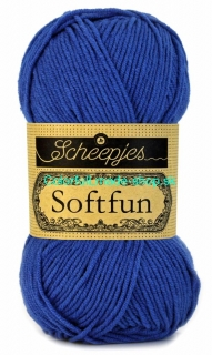 Softfun - Electric Blue 1592-2512