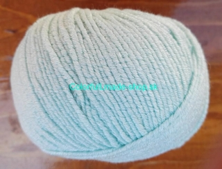 Bloomy - Light Pastel Green 3416-03