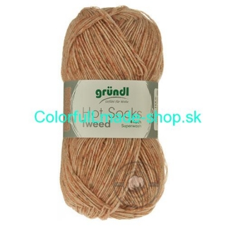 Hot Socks Tweed - 3542-04