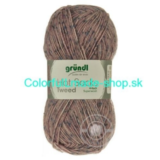 Hot Socks Tweed - 3542-08