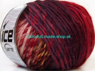 Vivid Wool Salmon Red Lilac Green Blue 34609