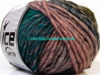 Vivid Wool Purple Light Pink Green Blue Black 3467